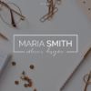 Premade branding package Maria Smith – Watermark