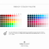 Sias Studio – Trendy color palette