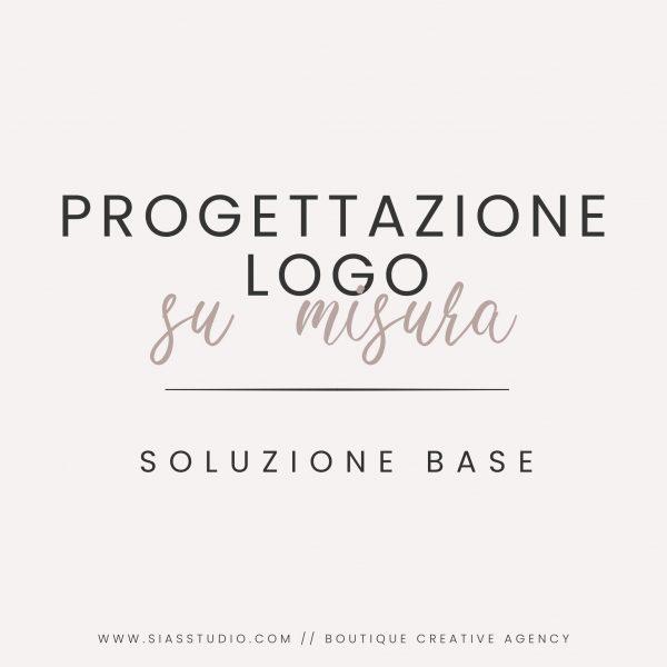 Progettazione logo su misura - Soluzione base