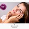 Design 12 – Applicazione submark Pamela Doe Design con acquarello viola