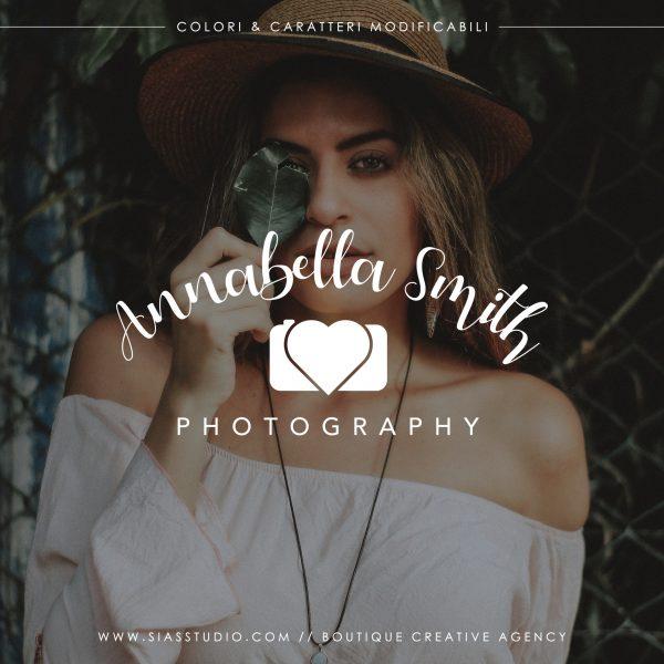 Annabella Smith - Logo design