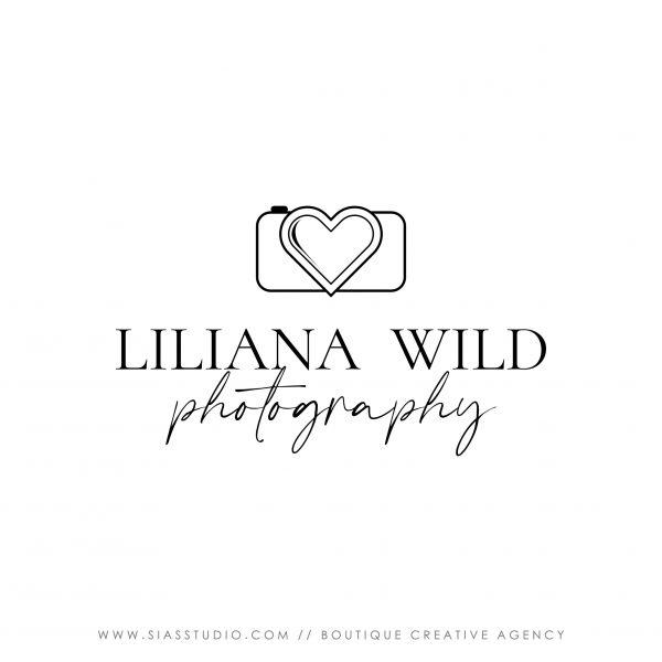 Liliana Wild - Logo design di fotografia