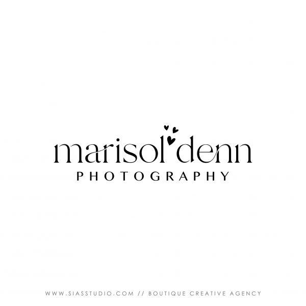 Marisol Denn - Logo design di fotografia
