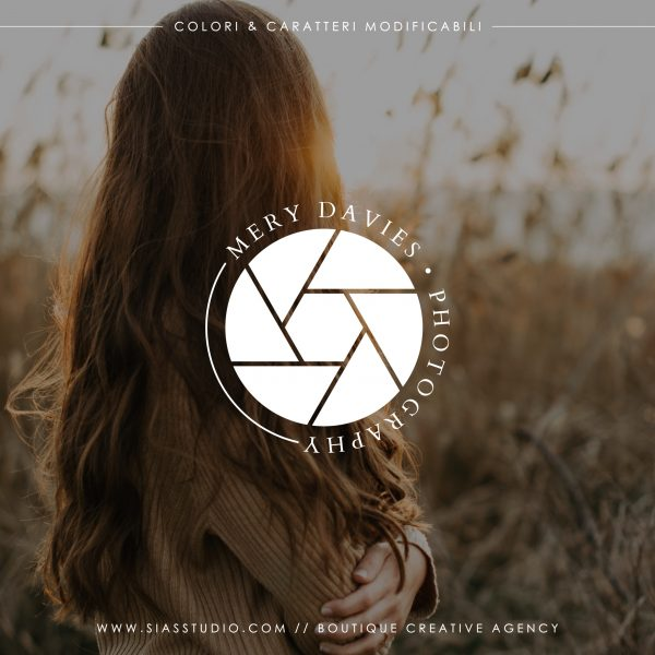 Mery Davies - Logo di fotografia