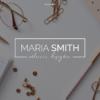 Pacchetto di branding precostruito Maria Smith – Watermark