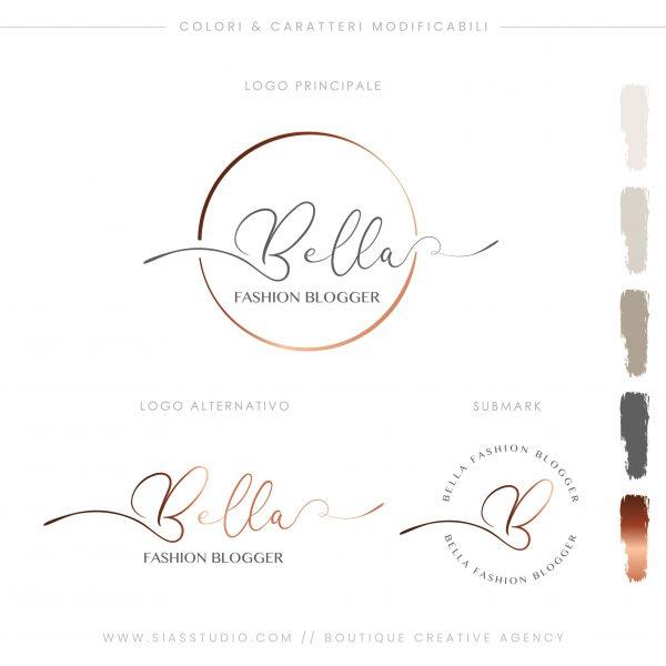 Sias Studio - Bella Pacchetto di branding