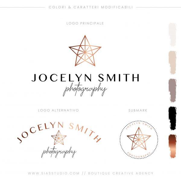 Sias Studio - Jocelyn Smith Pacchetto di branding