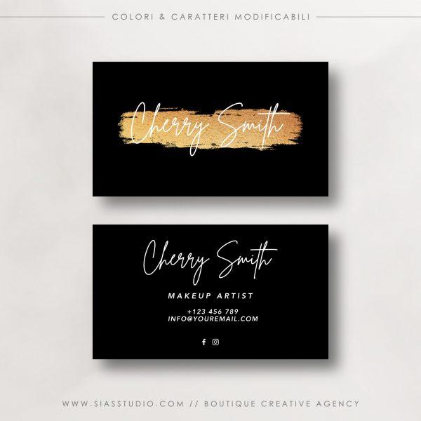 Cherry Smith - Biglietto da visita